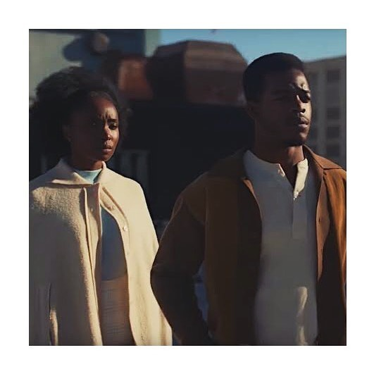 👒 Day 8: #IfBealeStreetCouldTalk because I just saw it today and it was amazing. Go see it. . . #10daymoviechallenge
