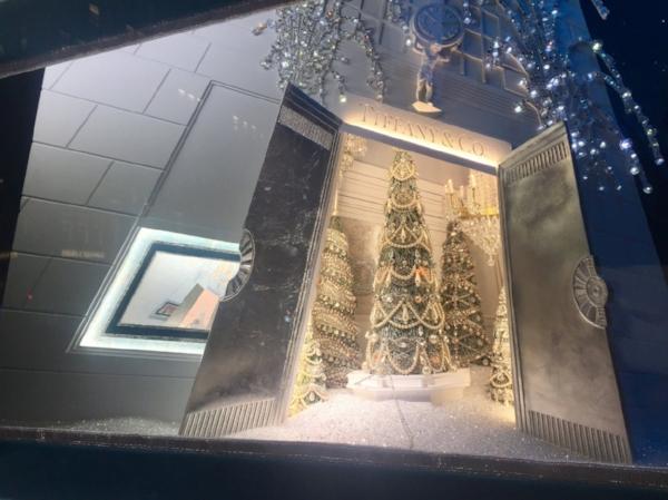 Tiffany's Window Display, 2016
