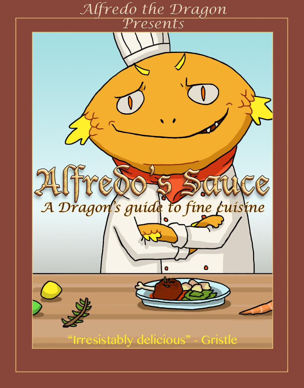 Alfredos' Sauce | digital