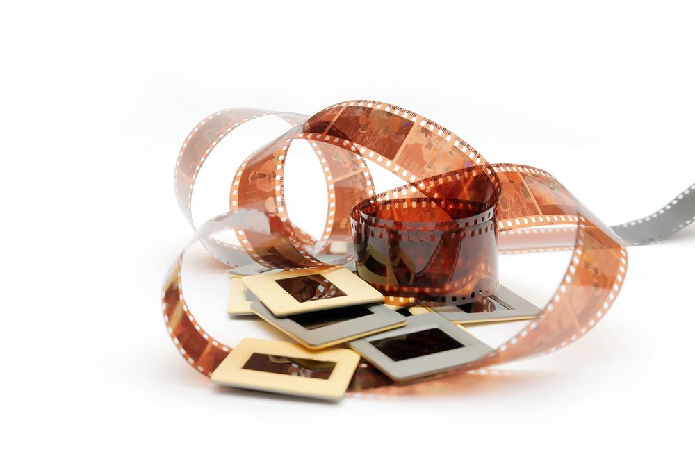 Develop & Digitize Film & Slides
