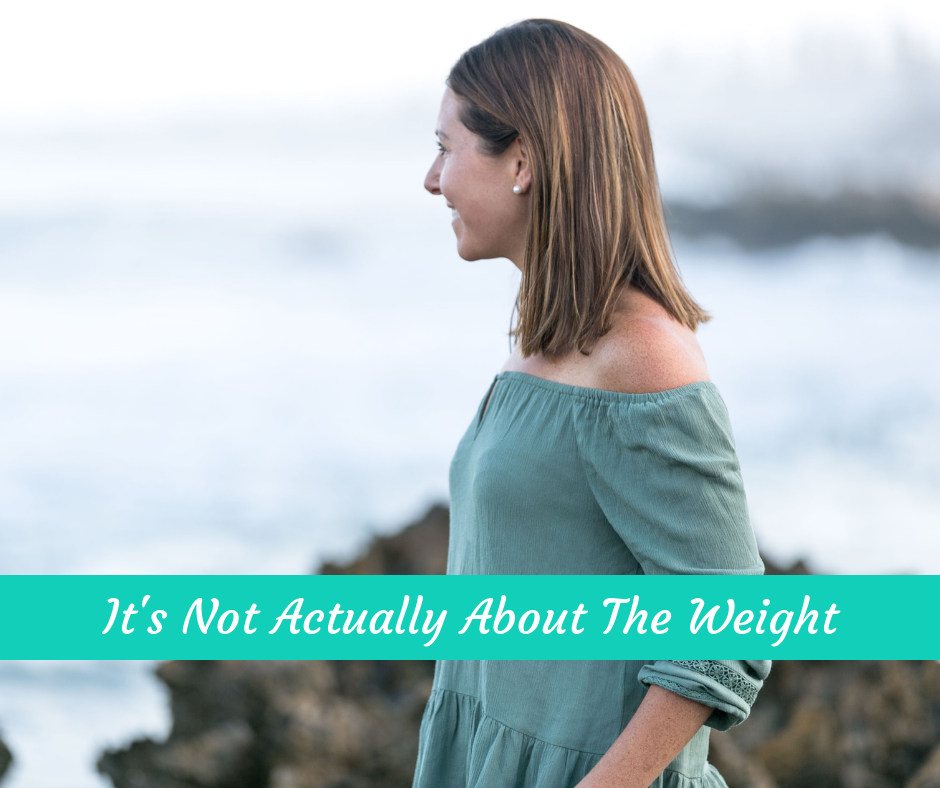 It's Not Actually About The Weight.png