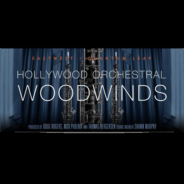 EWQL Hollywood Woodwinds