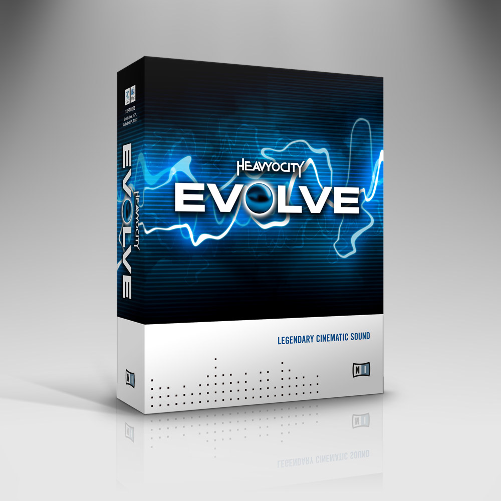 Heavyocity Evolve Evolve