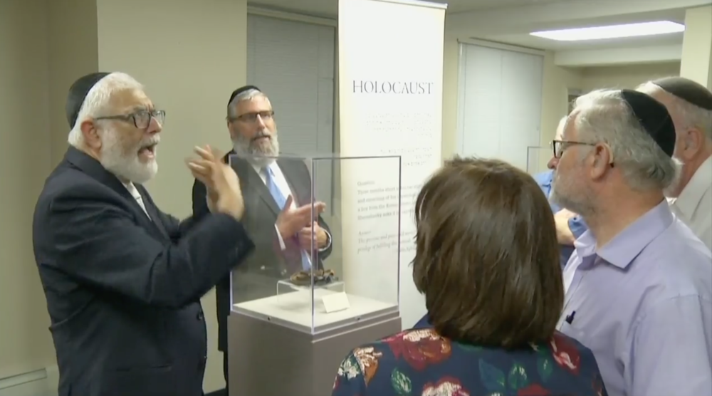 Brooklyn News Holocaust Exhibit