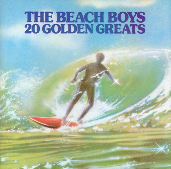 '20 Golden Hits' - The Beach Boys.