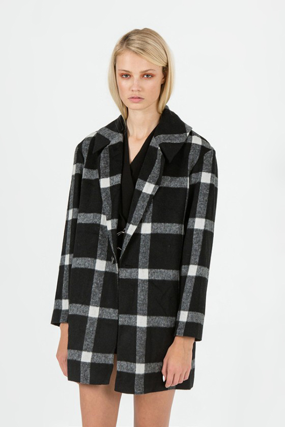 Shop Finders Keepers The Label 'Vacate Coat'.