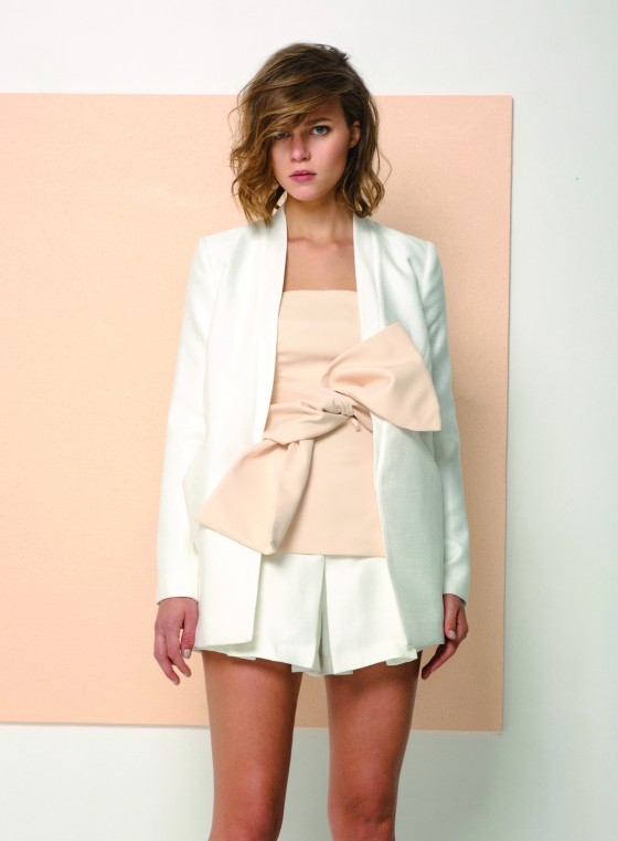 Shop C/MEO COLLECTIVE Counting Stars Blazer.