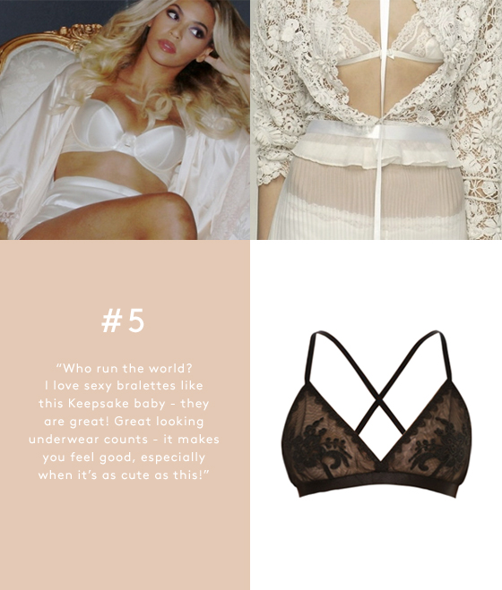 Shop Keepsake The Label Cyd Bralette.