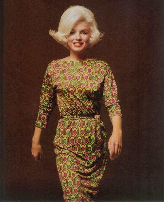 Marilyn Munroe.