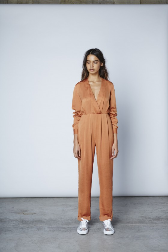 Shop The Fifth Label Stay A While Jumpsuit.