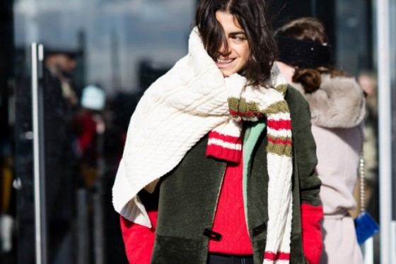 Man repeller NYFW 16 from vogue