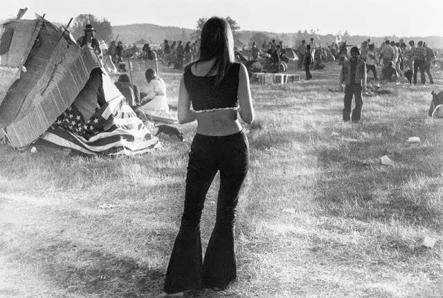 Girls of Woodstock, 1969 (52)