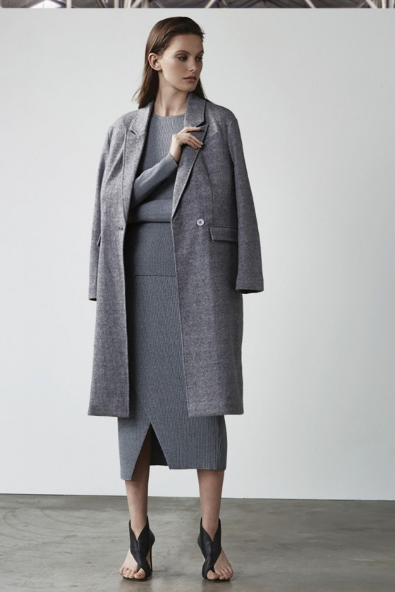 Shop C/MEO COLLECTIVE Empire Coat.