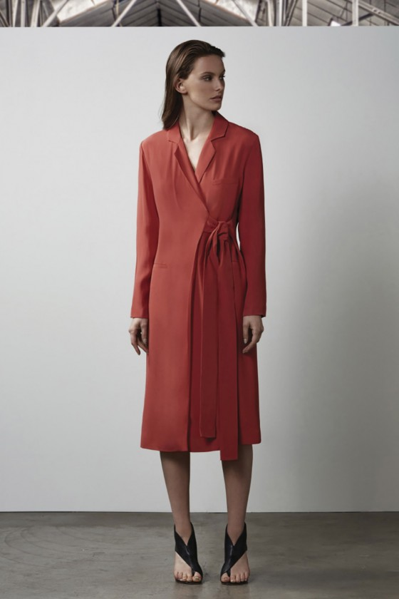 Shop C/MEO COLLECTIVE Love Stone Trench Dress.