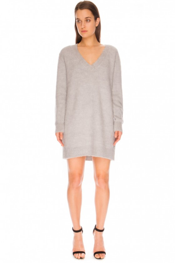Shop C/MEO COLLECTIVE On The Way Knit Dress.