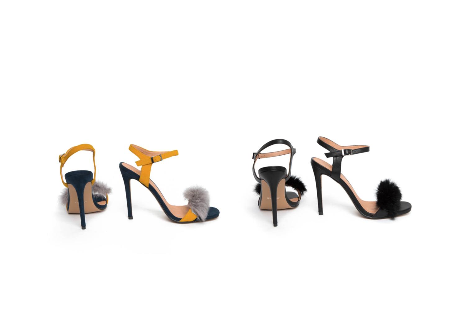 Shop Jaggar Footwear Responsive Heel.