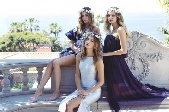 Shop Keepsake The Label Stand Still Dress + Billboard Dress + White Lies Bodice + Skirt.