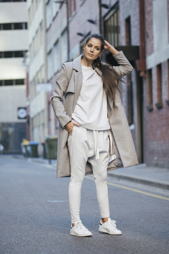 Shop The Fifth Label Mercury Coat + Late Night Top + Pants.