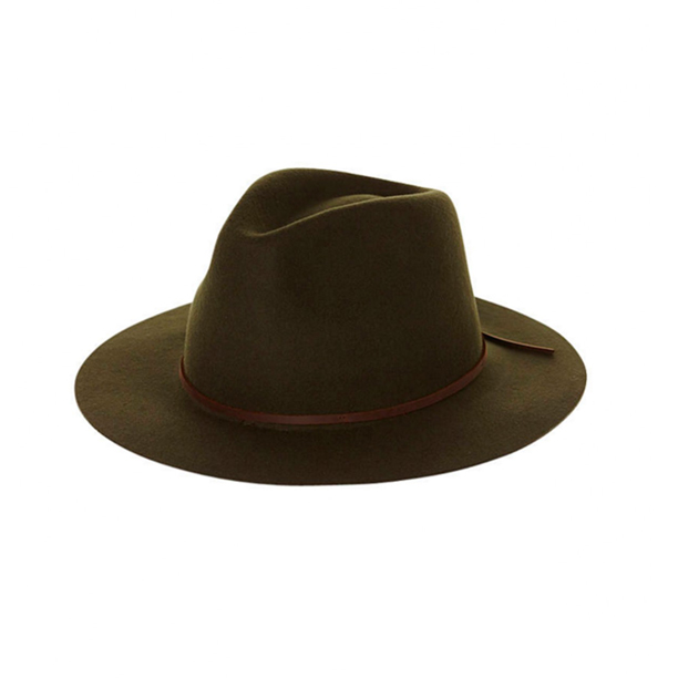 Brixton Hats Wesley Fedora