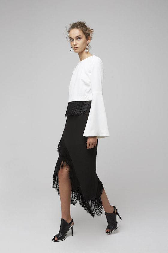 Finders Keepers Vertigo Top and Skirt