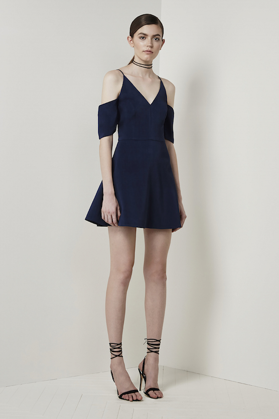 Shop Keepsake Slow Motion Mini Dress.