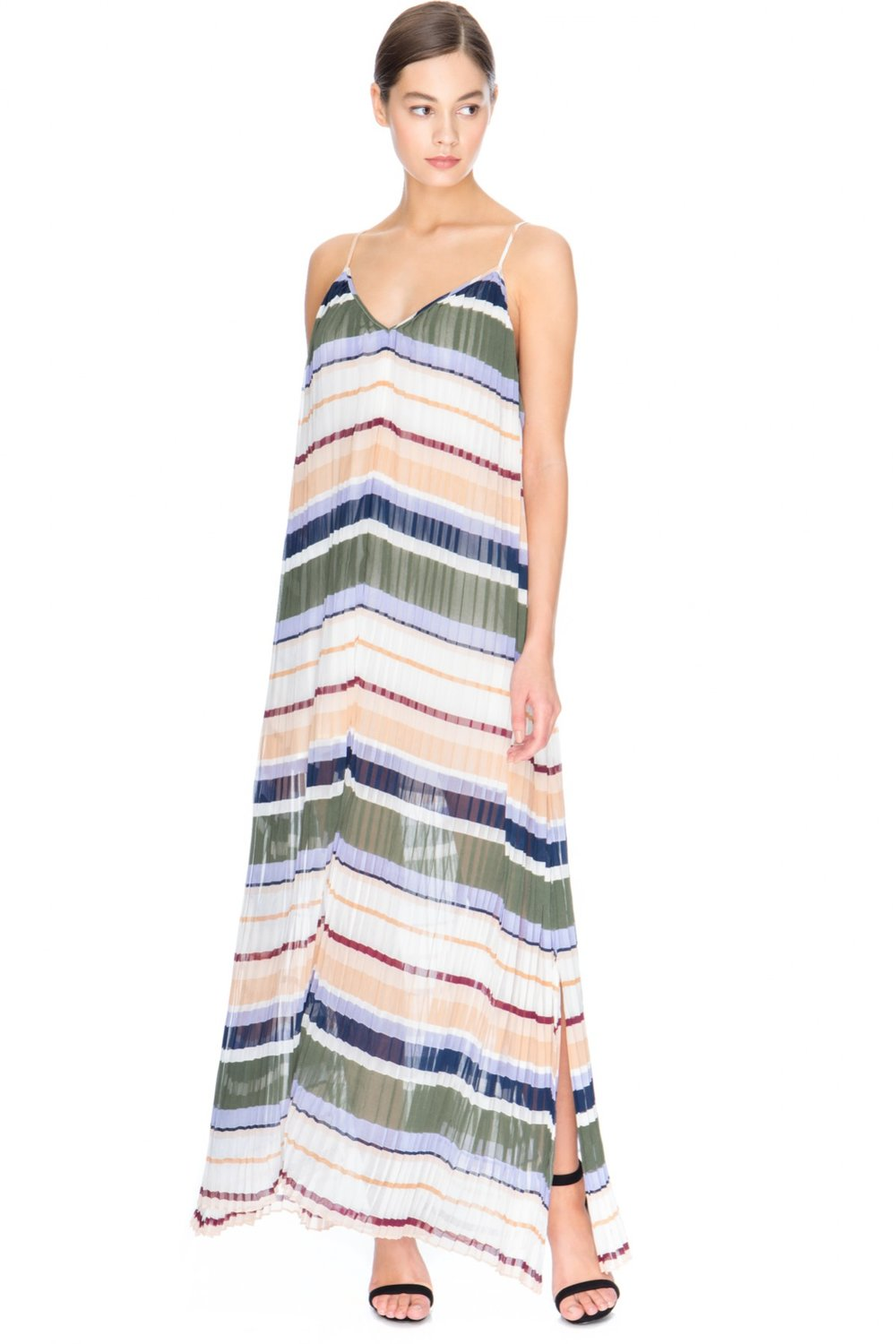 Shop Keepsake Clarity Maxi Dress.