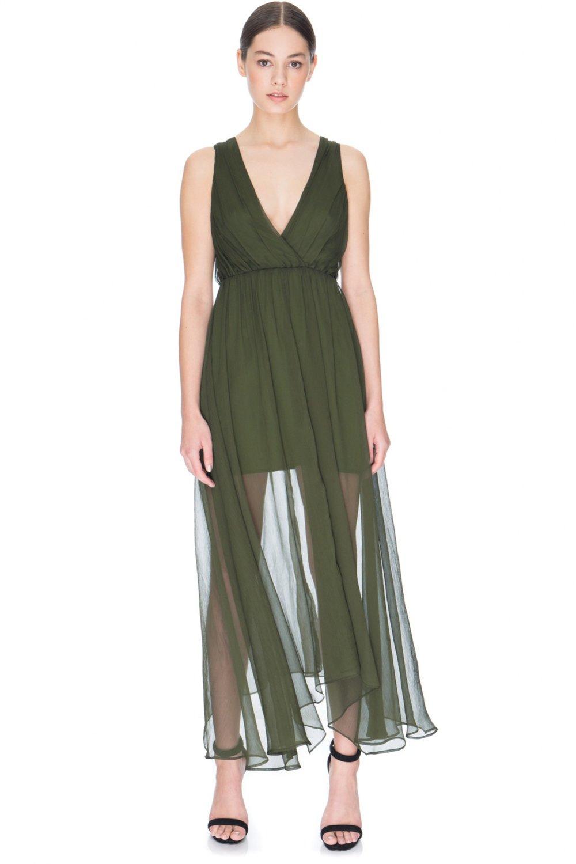 Shop Keepsake All Rise Maxi Dress.
