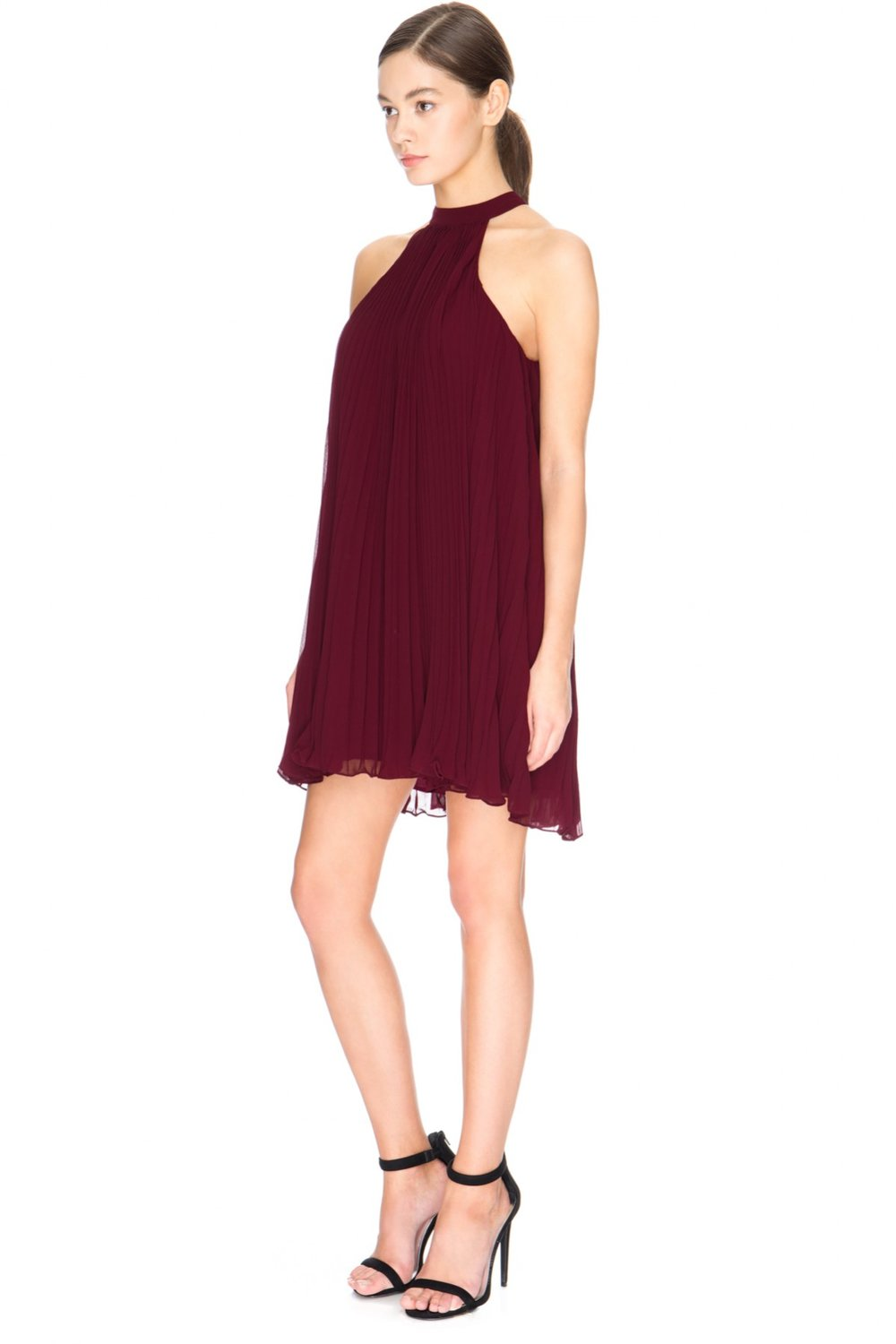 Shop Keepsake Clarity Mini Dress.