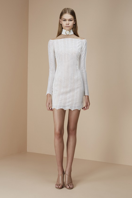 Shop Keepsake The Label Think Twice Long Sleeve Dress.