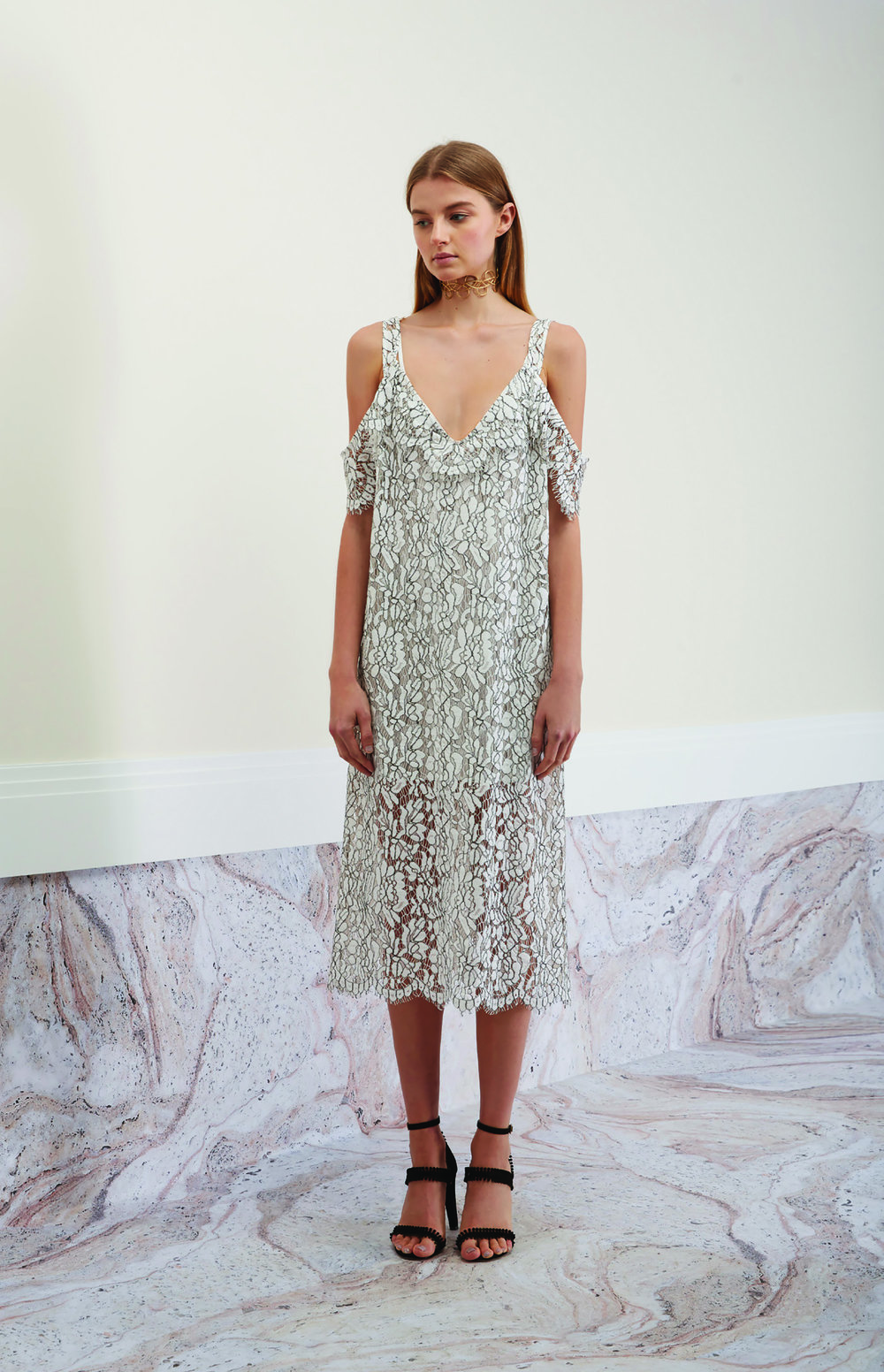 Heartbreaker Lace Dress.