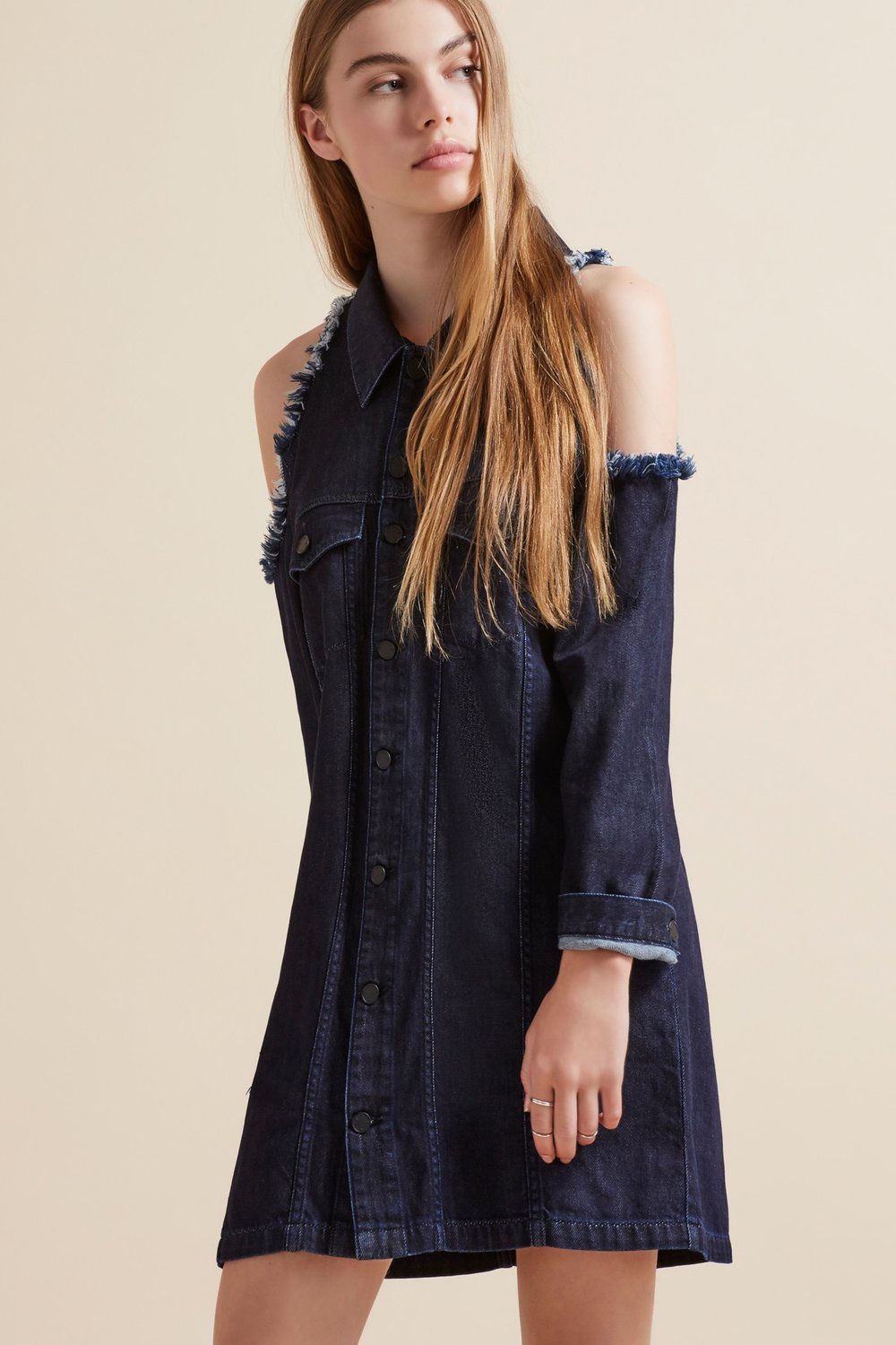 The Fifth Front Row Jacket Dress.