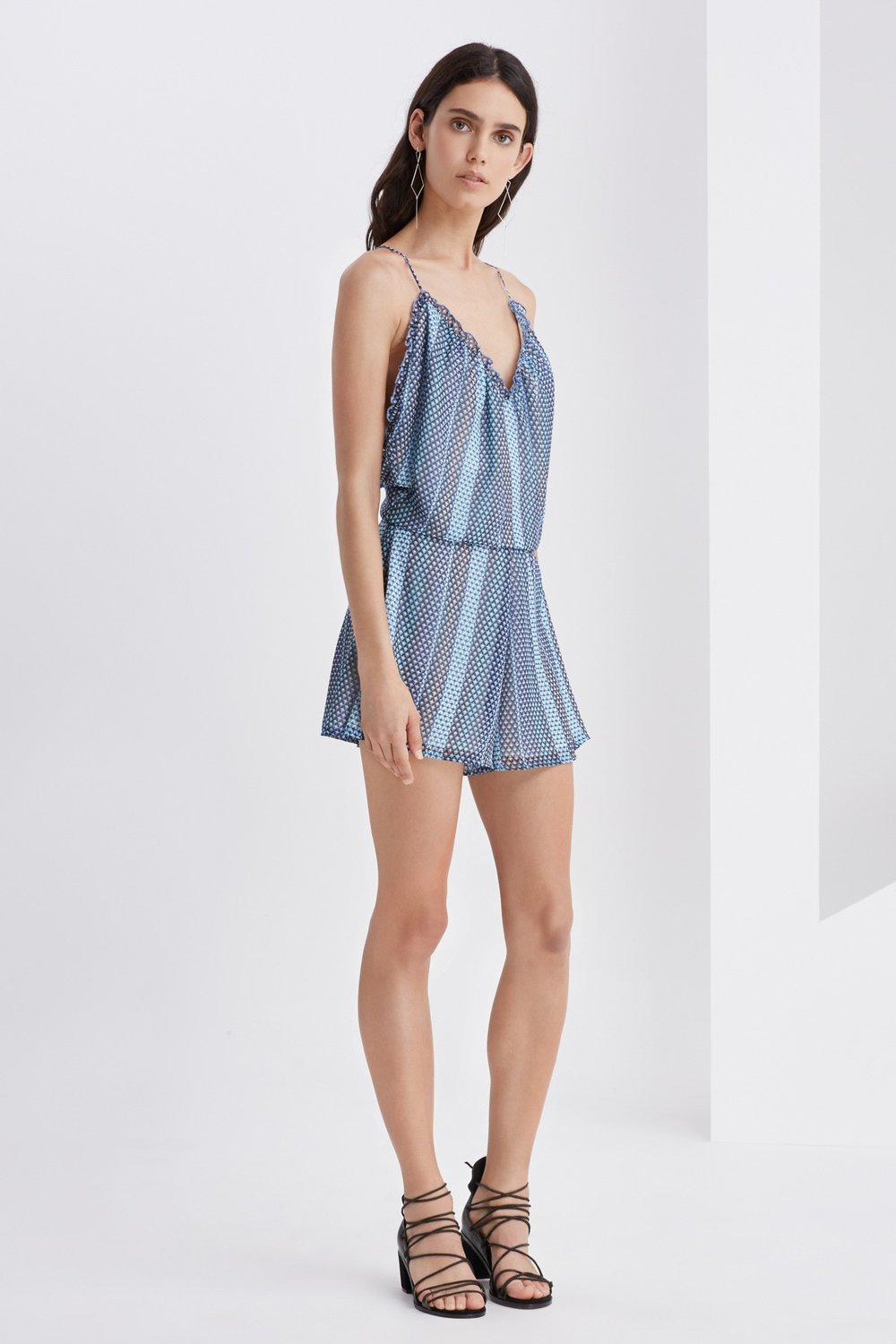 Finders Marconi Playsuit.
