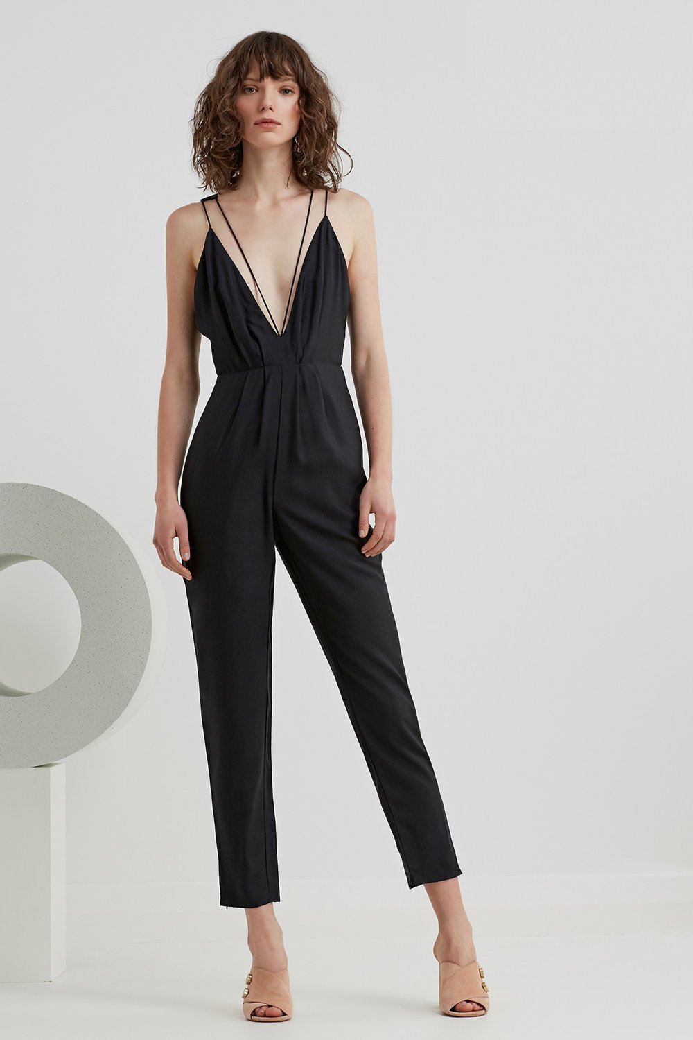 C/MEO Set In Stone Jumpsuit.