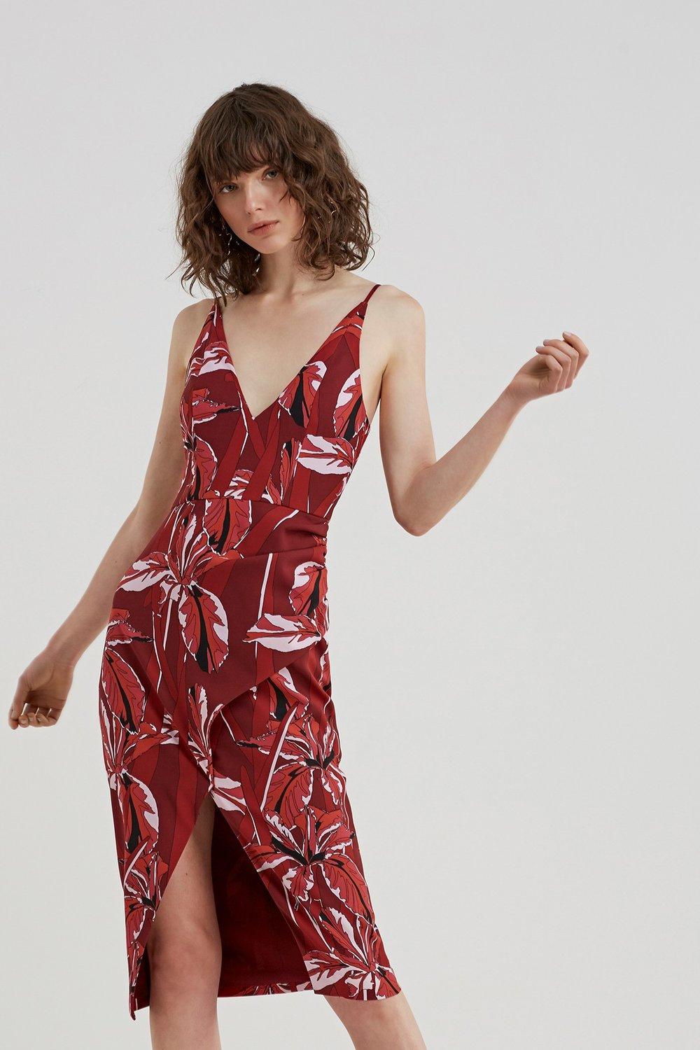 C/MEO COLLECTIVE Hold On Dress.