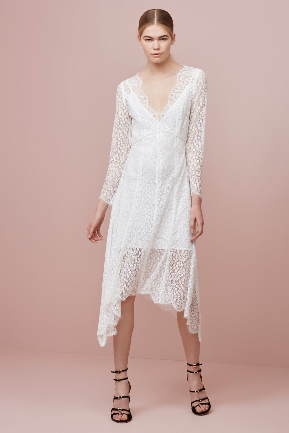 Keepsake The Label Prelude L/S Lace Dress (NH exclusive).