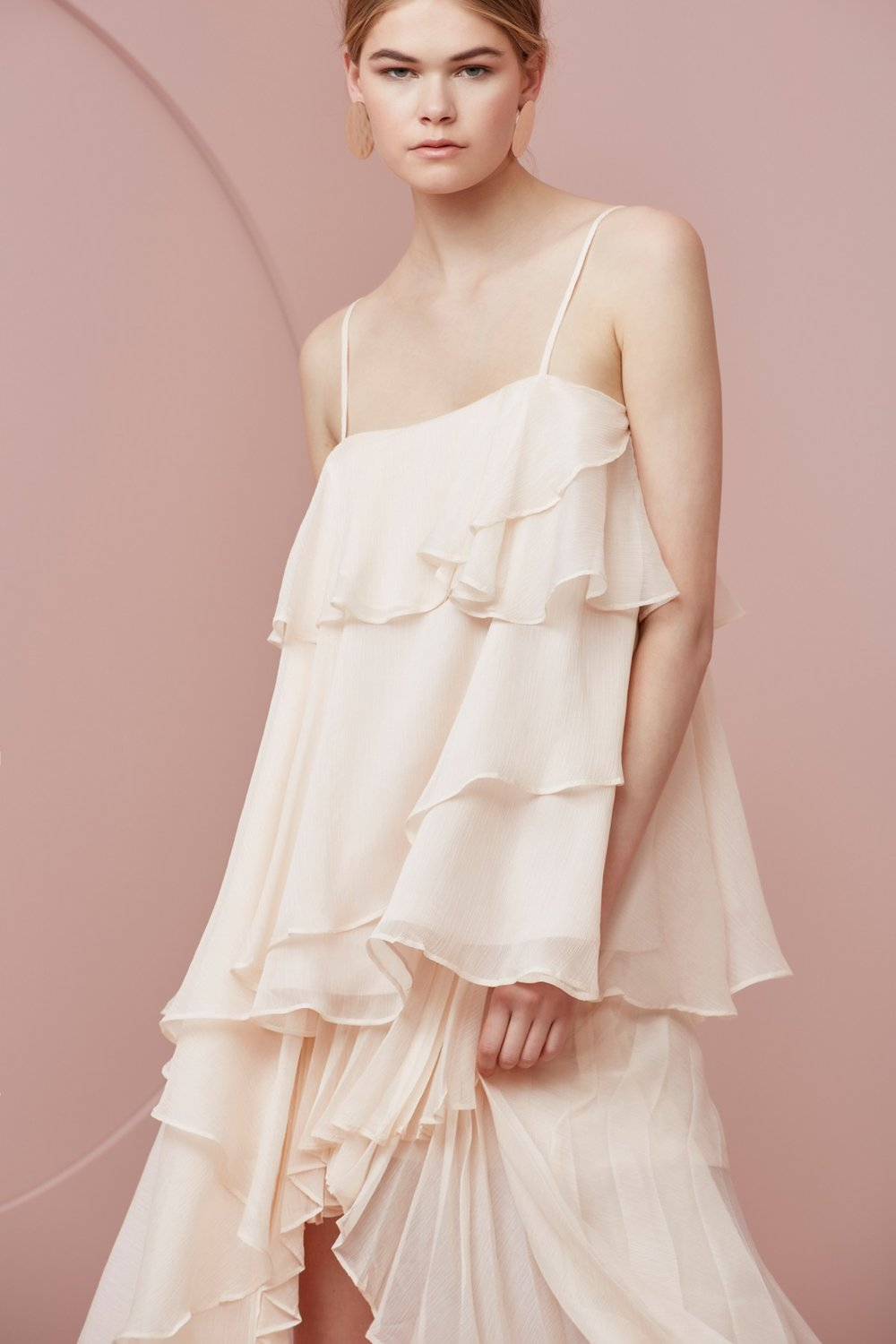 Keepsake The Label Say You Will Top + Skirt.