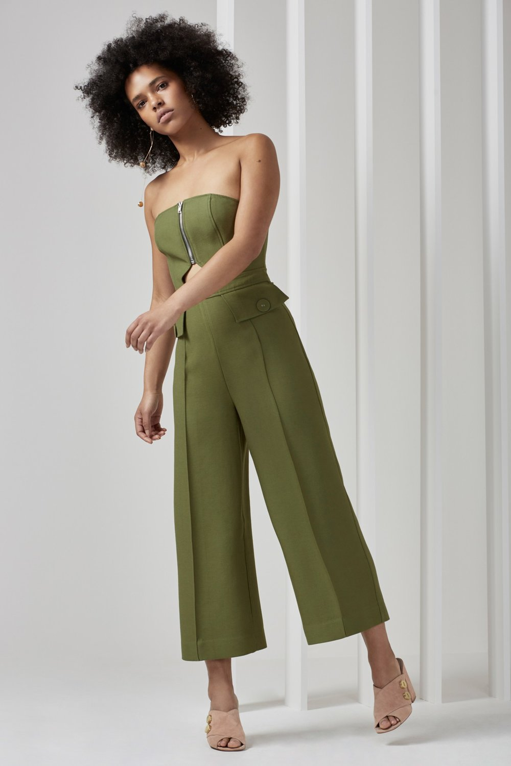 C/MEO COLLECTIVE No Limit Jumpsuit