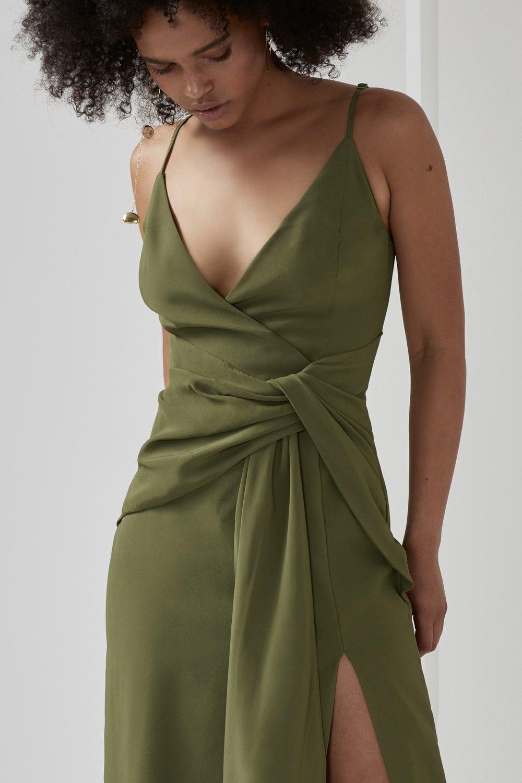 Shop C/MEO Interrupt Dress.
