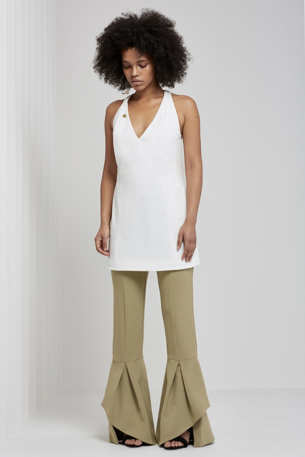 Shop C/MEO COLLECTIVE  Fall Into The Light Dress  +  Enfold Pant .