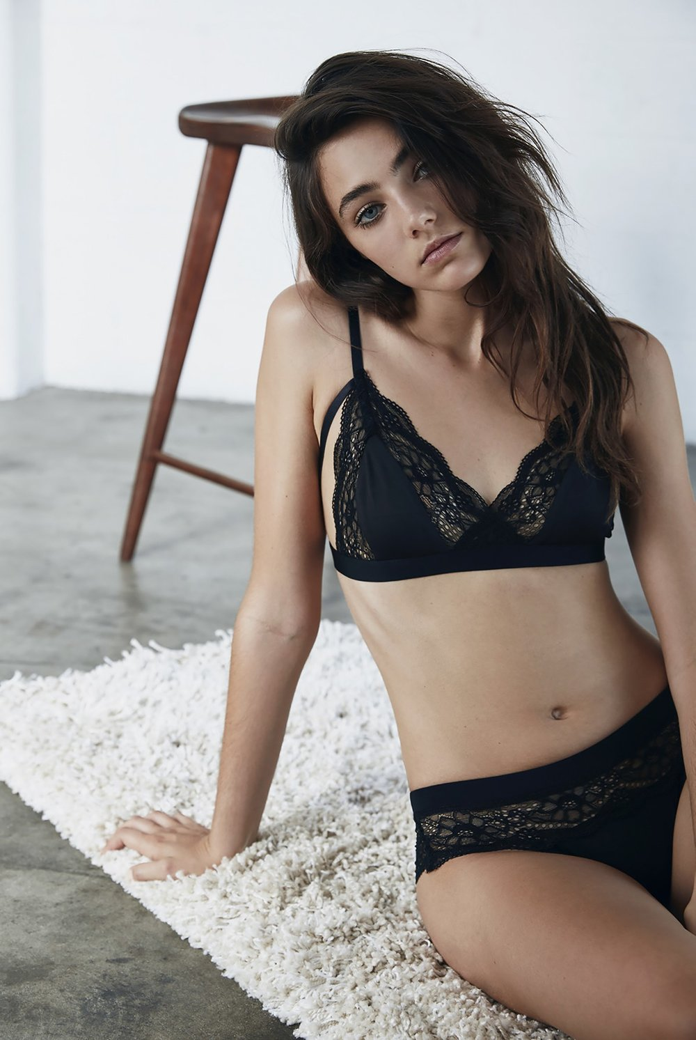 Shop Keepsake Intimates  Emma Bralette.
