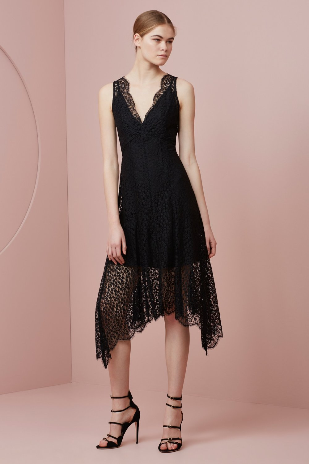 Shop Keepsake  Prelude Lace Maxi Dress .