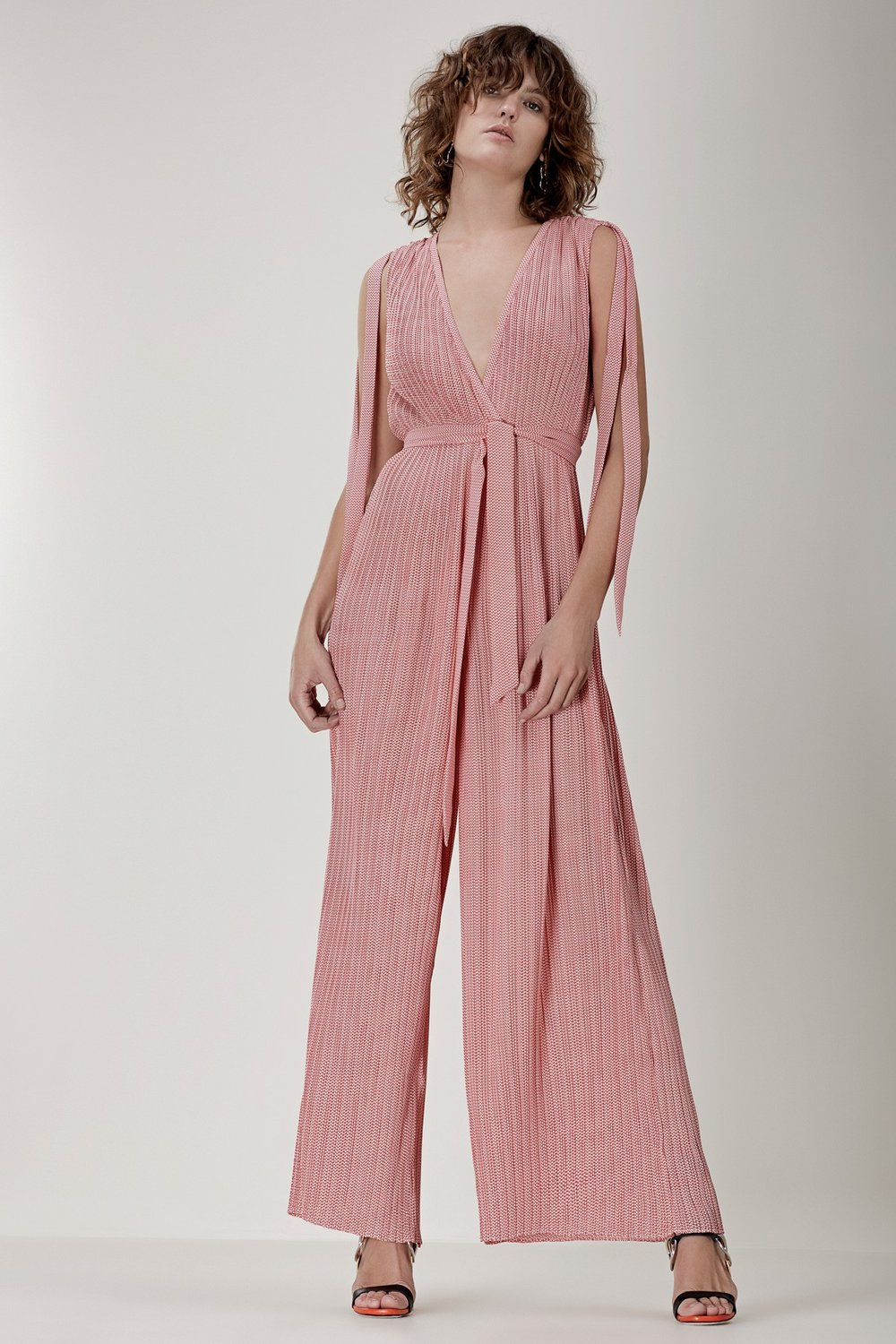 C/MEO COLLECTIVE Unstoppable Jumpsuit.