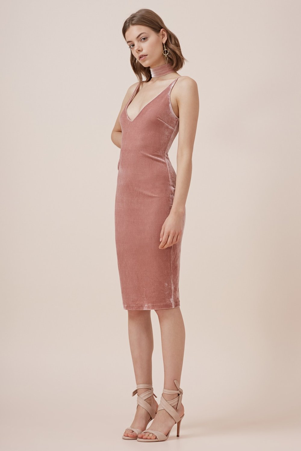 Keepsake The Label Eventually Midi Dress