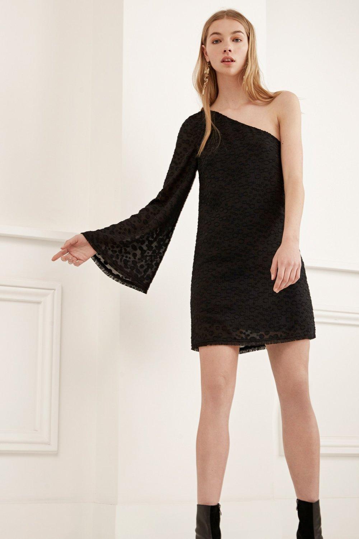 Shop C/MEO Static Space L/S Dress.