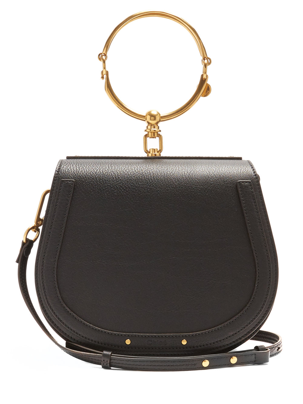 Chloe Nile medium leather cross-body bag