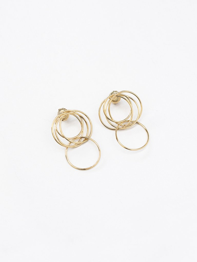NATASHA SCHWEITZER   Stevie Earrings