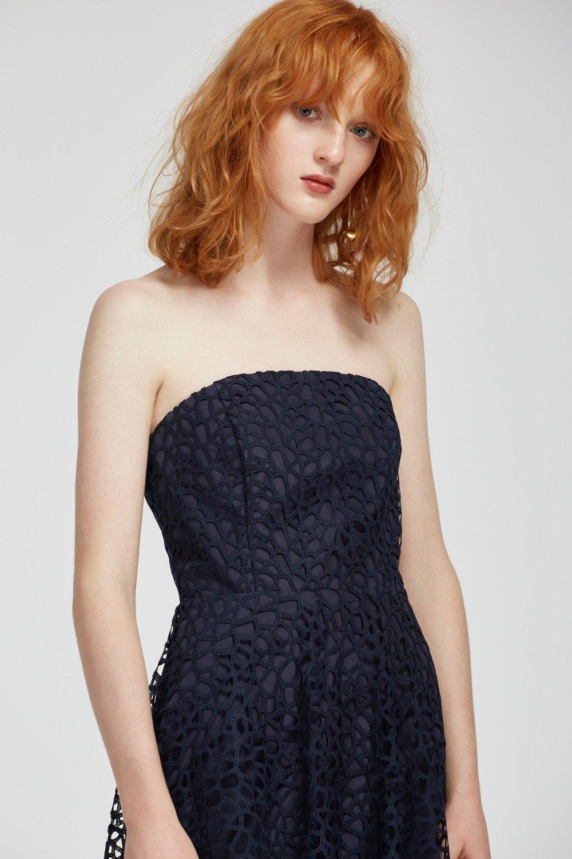 Shop Keepsake Midnight Hour Lace Dress.