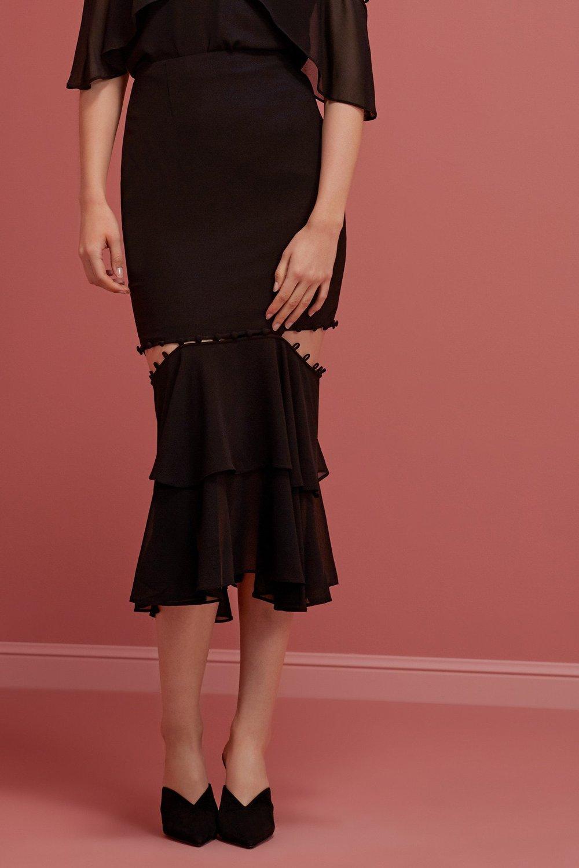Shop Keepsake Morning Rain Skirt.