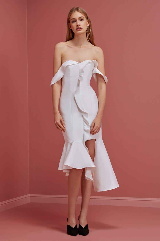 Shop Keepsake Wallflower Dress.