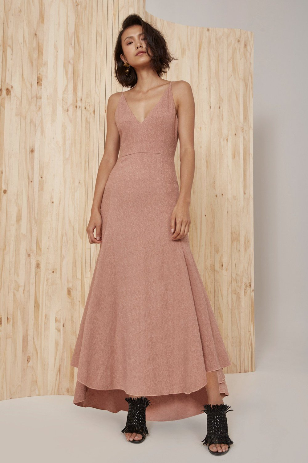 Shop C/MEO I Dream It Full Length Dress.